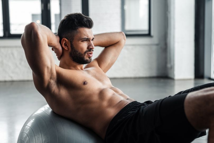 Domácí trénink celého těla pro muže #makamdoma