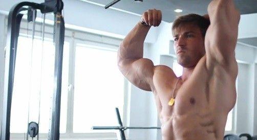 Filip Šteflovič - trénink v přípravě na ME