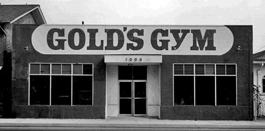 "Gold´s gym Venice - ""The Mecca"""