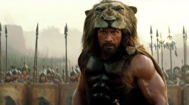 Hercules - jídelníček The Rocka