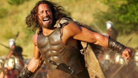 Hercules - tréninkový plán The Rocka