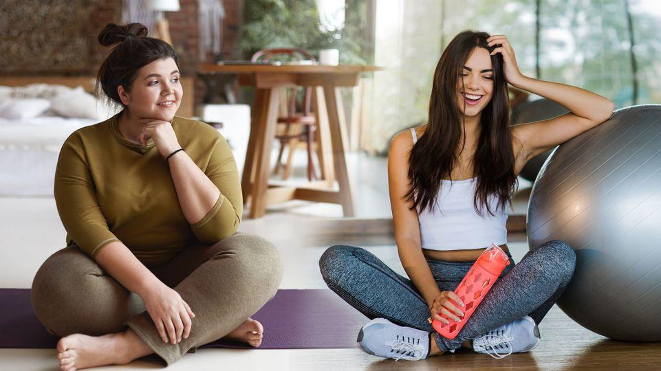 Hubnutí a kalorický deficit: Poznejte, jak vaše tělo funguje, a hubněte