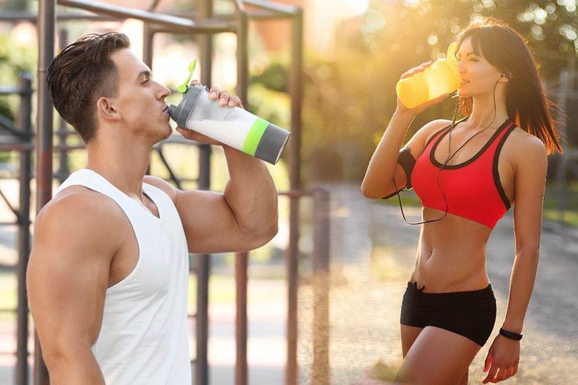 Hubnutí, nebo nabírání svalů? Naučte se správně používat protein!