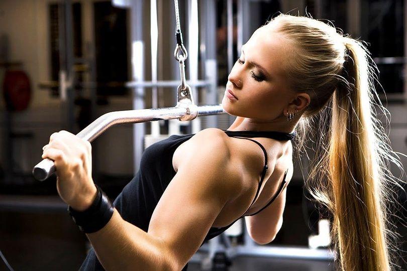 I ženy musí cvičit záda