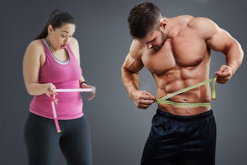 Ideální procento tělesného tuku: Kdy začít hubnout, a kdy naopak přibrat?