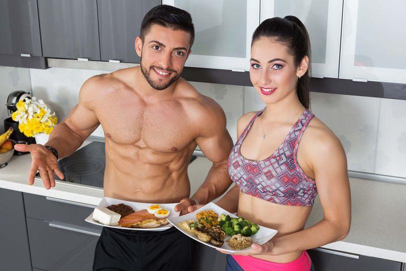 Jak jíst a cvičit, abych konečně nabral svalovou hmotu?