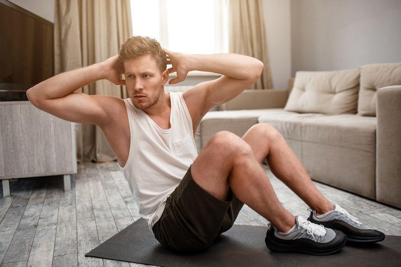 Jak na domácí trénink pro udržení svalové hmoty?