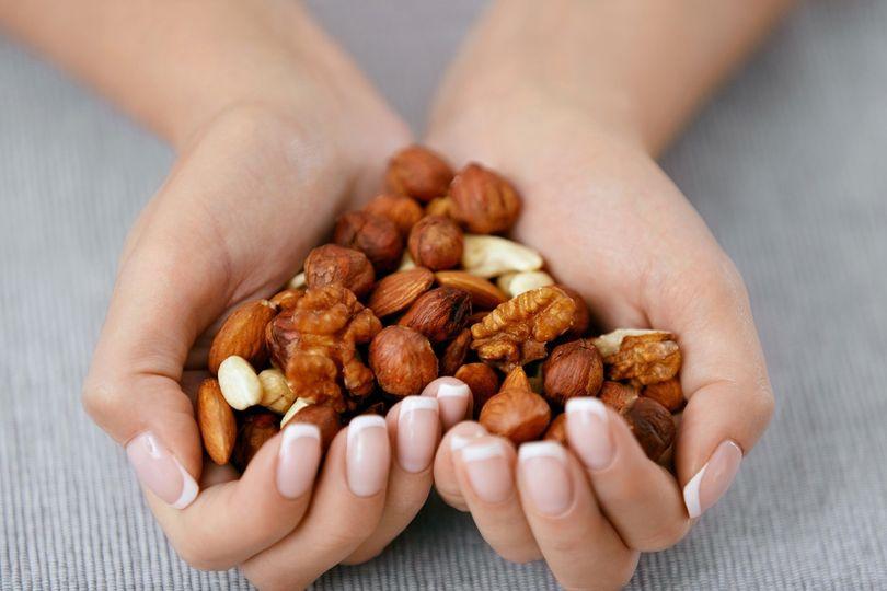 Jak nám ořechy pomáhají netloustnout?