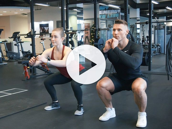 Jak si sestavit trénink? Full-body začátečnice #makamnasobe