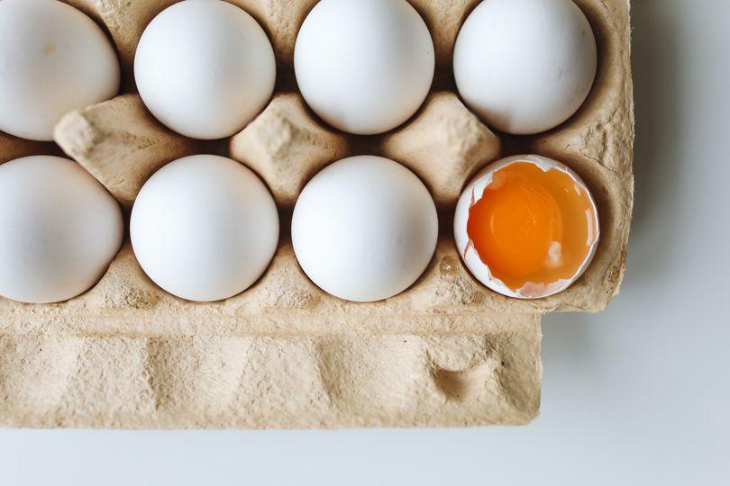 Jak správně vybrat a skladovat vejce