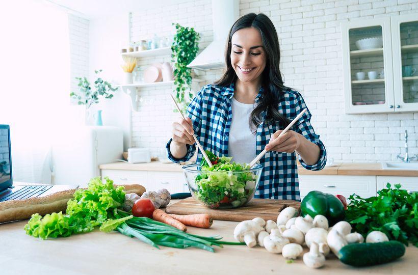 Jak výživou podpořit zdraví prsou?