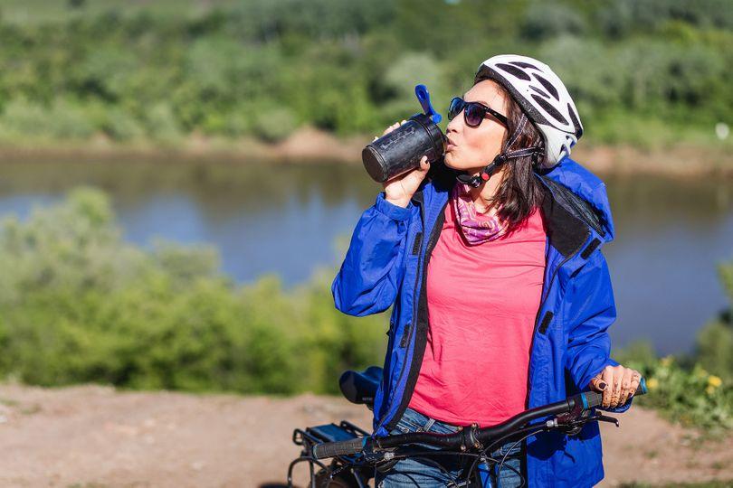 Jaké množství proteinu je nejvhodnější dát si po běhu nebo jízdě na kole?