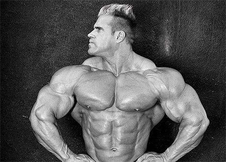 Jay Cutler - jak na hrudník a biceps
