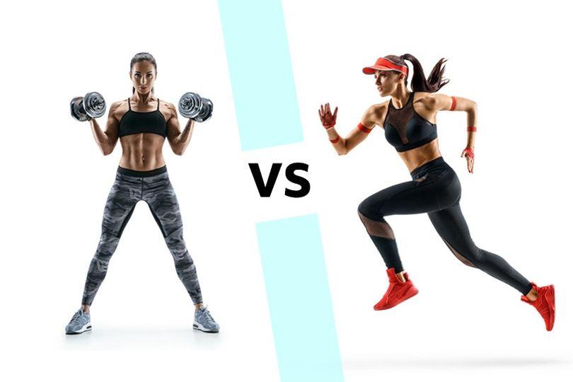 Je na hubnutí lepší kardio, nebo silový trénink?