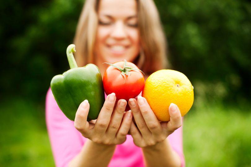 Je zdravější ovoce nebo zelenina?