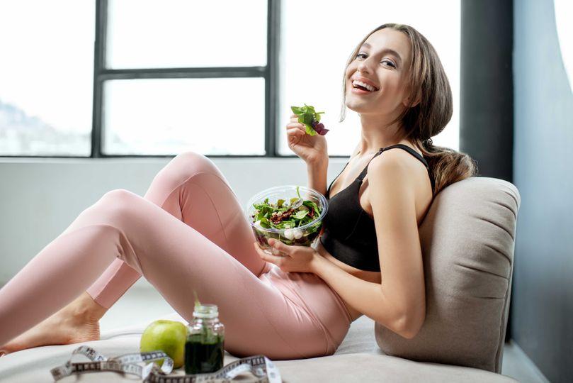 Jednoduchá domácí krabičková dieta pro ženy: Hubněte zdravě bez hladovění