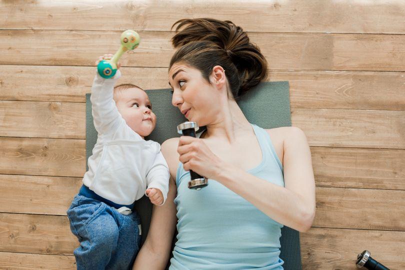 Kojení: Pomocník při hubnutí a nejlepší výživa pro dítě
