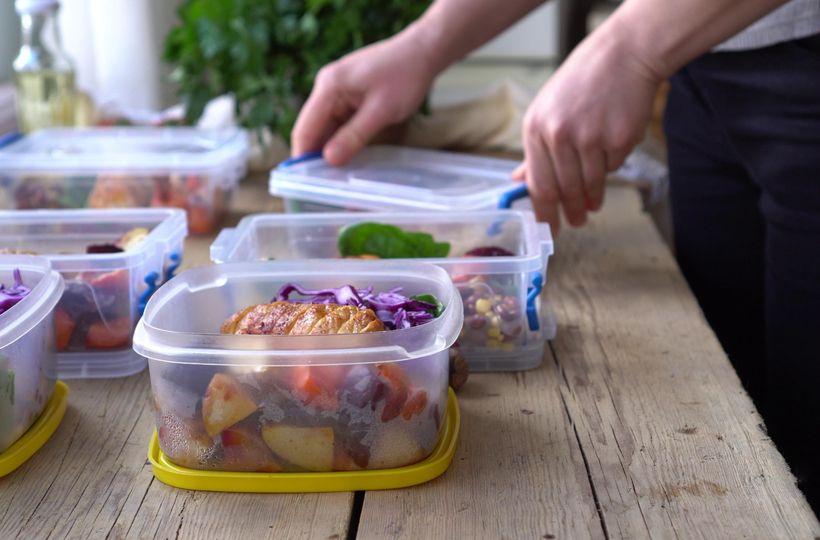 Krabičkujete? 9 tipů na rychlá a zdravá jídlo do 20 minut