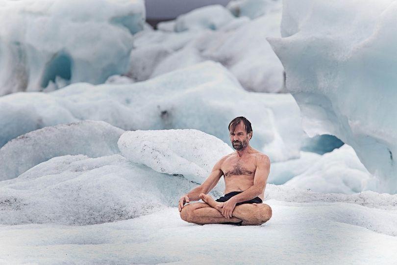 Ledový muž Wim Hof radí, jak ovládnout svůj organismus a zůstat zdravý