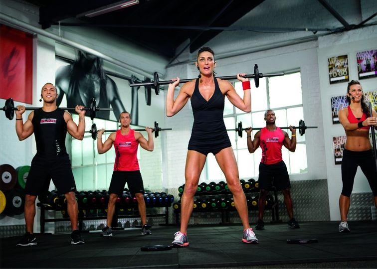 LES MILLS - velká fitness osmička