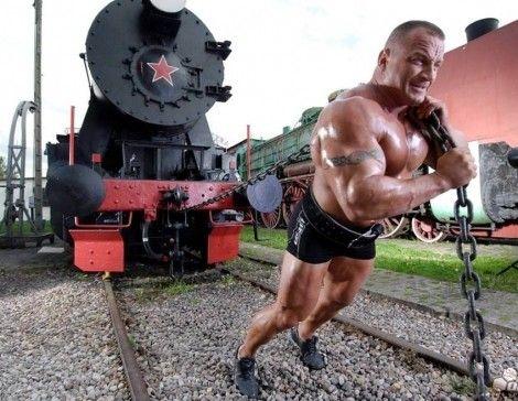 Mariusz Pudzianowski - profil strongmana