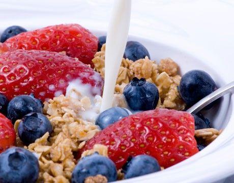 Naučte se snídat !