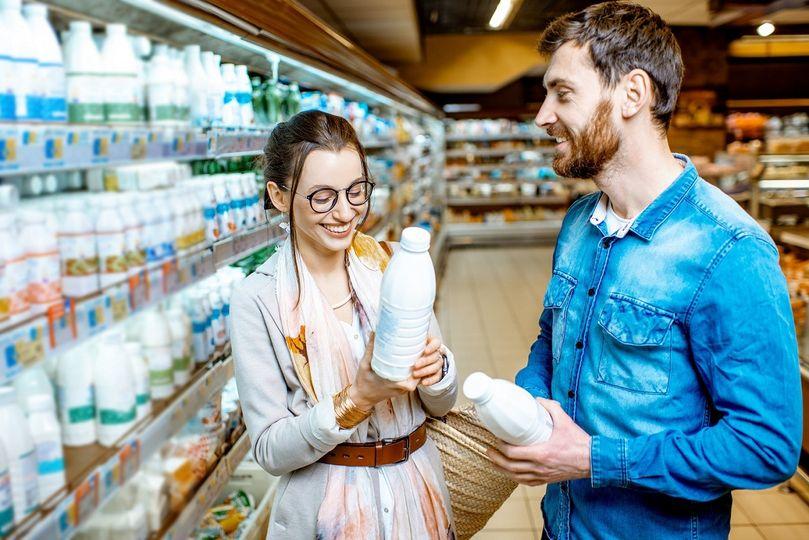 Nízkotučné, nebo plnotučné mléčné výrobky: Jak se v nich vyznat a podle čeho vybírat?