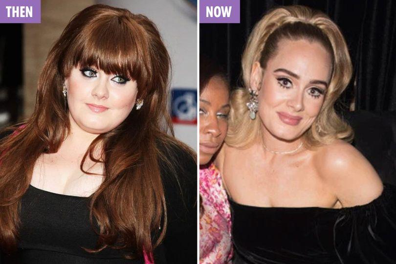 Nový rok, nová Adele: Jak se zpěvačce podařilo zhubnout přes 40 kg?