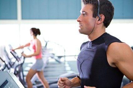 Odbourávání tuků - intervalový trénink