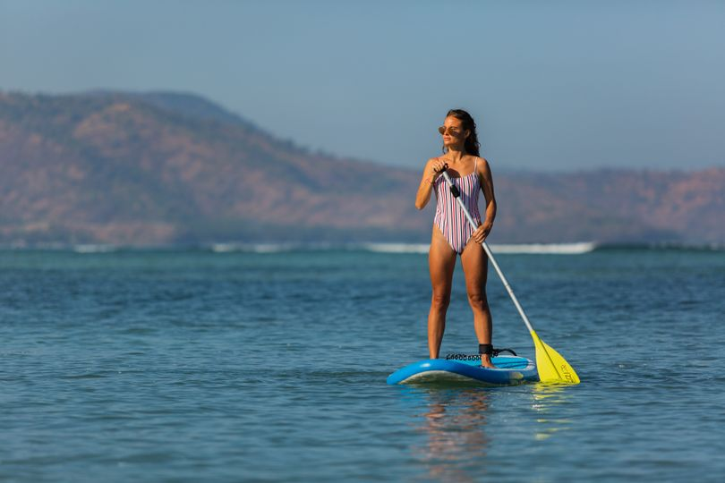 Paddle board je zábava a trénink v jednom, jak na něj?