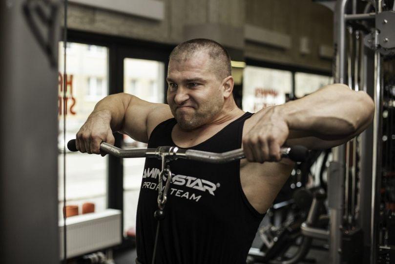 Peter Tatarka - objemový trénink
