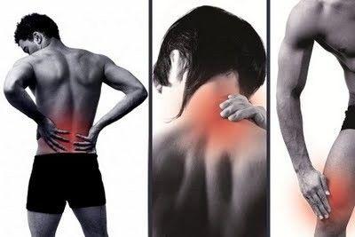 Poruchy pohybového systému spojené s posilováním