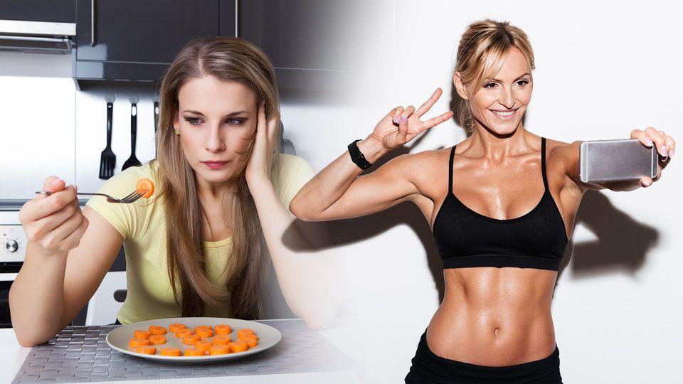 Pozor na nesmyslné diety od fitness vzorů a celebrit! Znáš rizika?