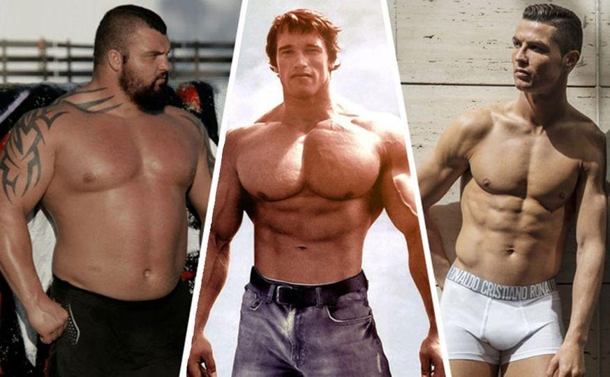Pravda o somatotypech! Musím jíst a trénovat jako ektomorf, abych nabral svaly?