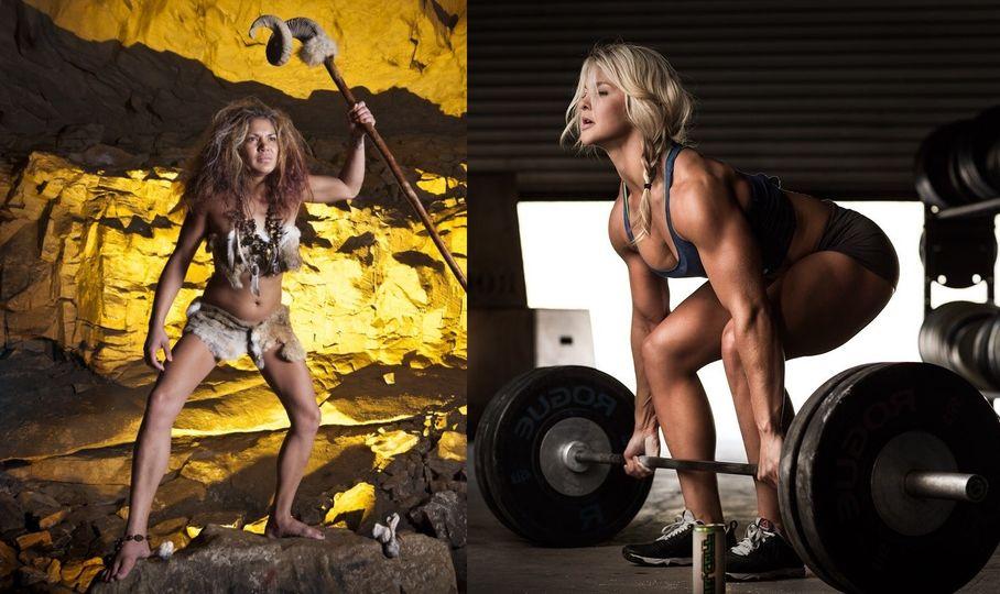 Pravěké ženy měly mnohem větší sílu než dnešní elitní sportovkyně