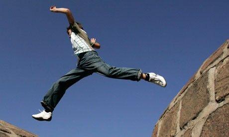 Předpoklady úspěšných  sportovců - vertikální výskok