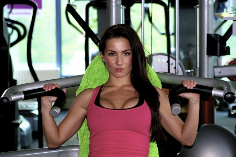 Představujeme fitnessky - Sabina Pleváková