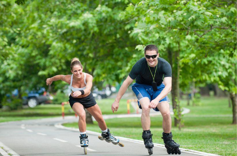 Proč jsou inline brusle skvělým letním sportem