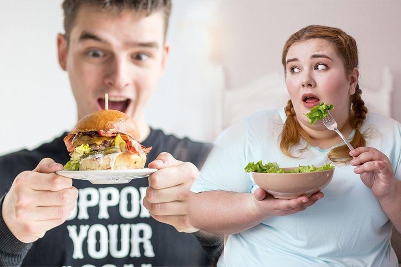Proč tloustnu na zdravé stravě? Objev rozdíl mezi zdravou a dietní potravinou