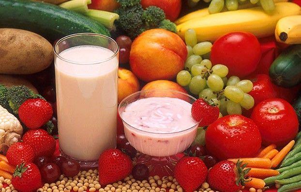 Průřez syrovátkovými proteiny