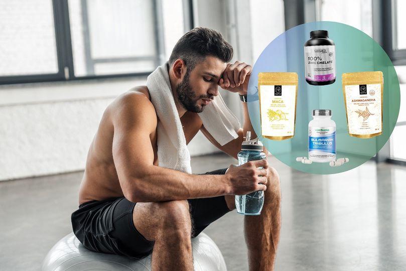 Růst svalů, více energie, lepší výkonnost. Jak zvýšit hladinu testosteronu?
