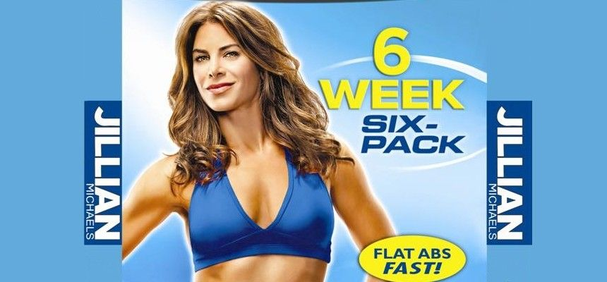 Six Week Six-Pack s Jillian Michaels