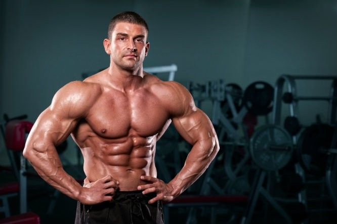 Správná cesta ke svalovému růstu
