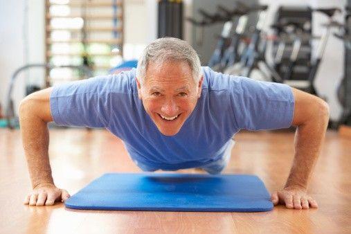 Stáří a výživa