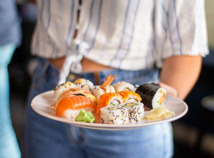 Sushi pod drobnohledem: dá se považovat za zdravé jídlo?