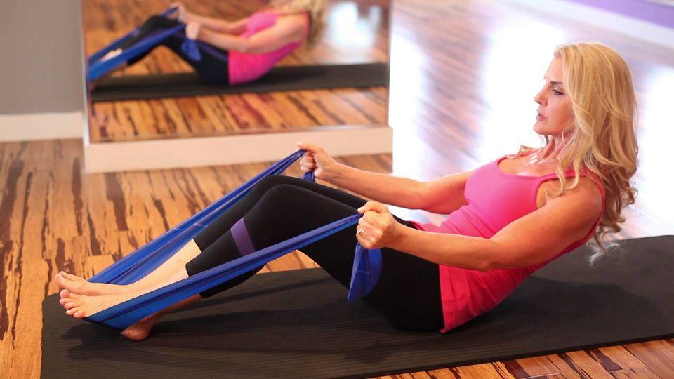 THERABAND - cvičební guma pro váš trénink