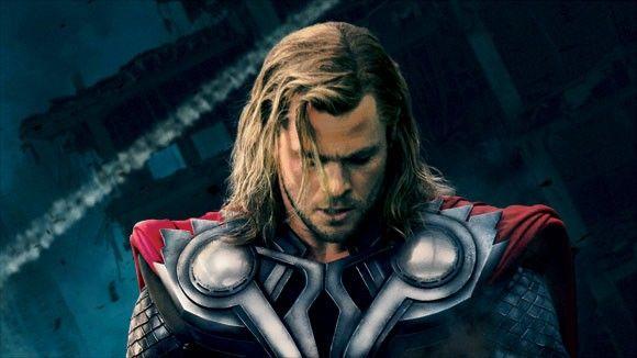 Thorův trénink