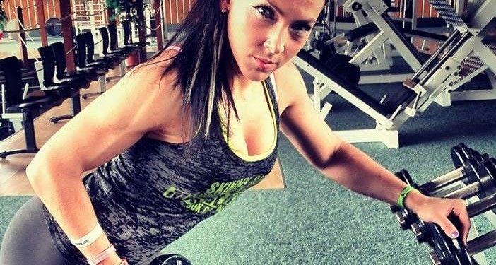 Veganství a fitness se Silvií Beránkovou