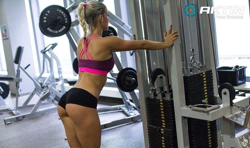 Veronika Wisiorková - cesta k bikini fitness 5/2014