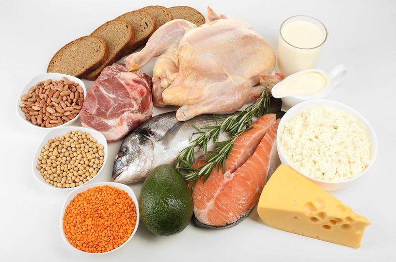 Vybírejte bílkovinu správně